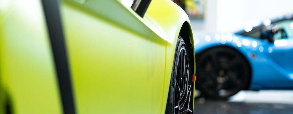 Museu Lamborghini e visita particular à fábrica