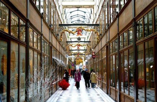 Visita guiada a pie por los pasajes cubiertos de París