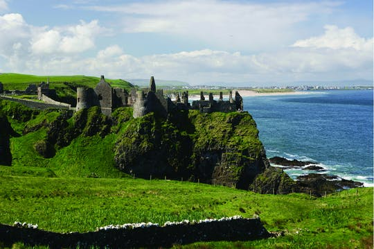 Wycieczka nad Groblę Olbrzyma i do muzeum Belfast Titanic z Dublina