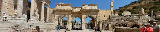 Virtual tour of Ephesus from home
