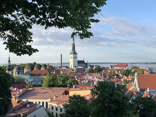 Private Old Tallinn walking tour