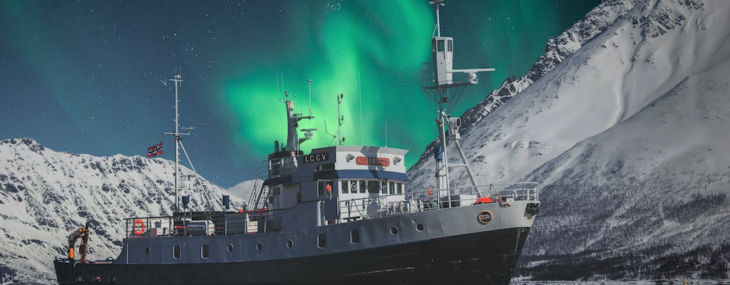 Northern Lights cruise with jacuzzi