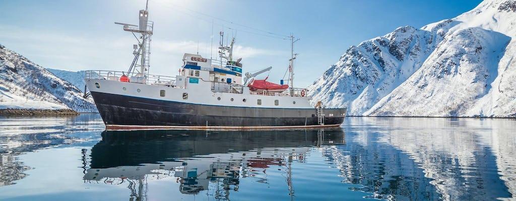 Crucero por el fiordo y experiencia de degustación