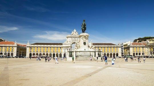 Lisbon city private tour