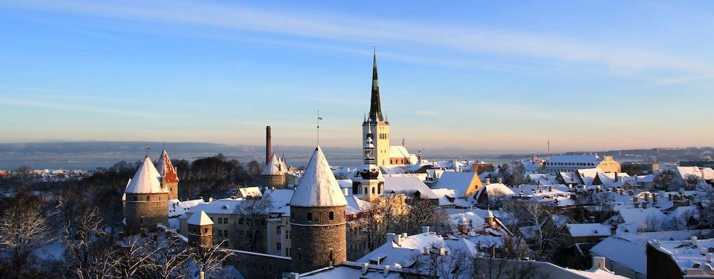 Tallinn and Estonian nature tour