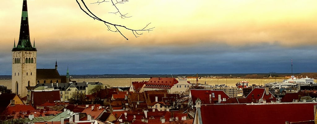 Old Tallinn walking tour