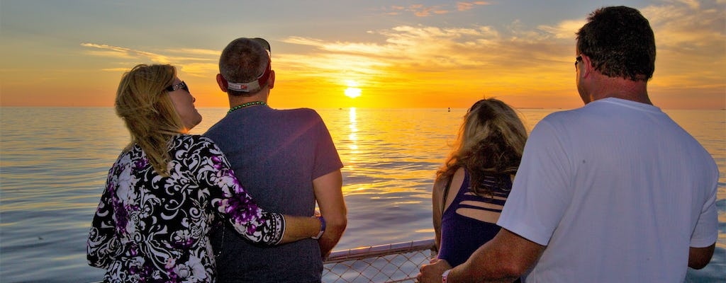 Key West sunset cruise