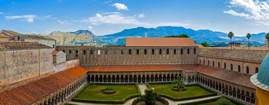 Private tour of the Cattedrale di Monreale from Palermo