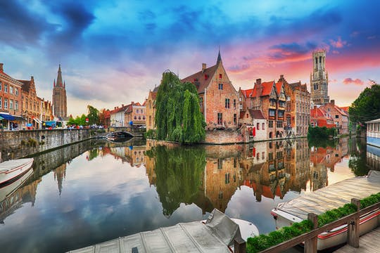 Private day trip to Bruges from Amsterdam including boat tour