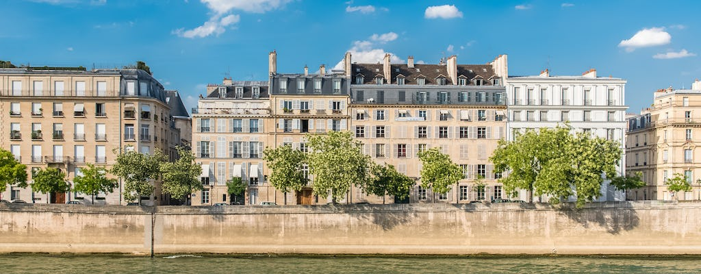 Private tour of the Louvre, Notre-Dame and Cité & Saint-Louis Islands