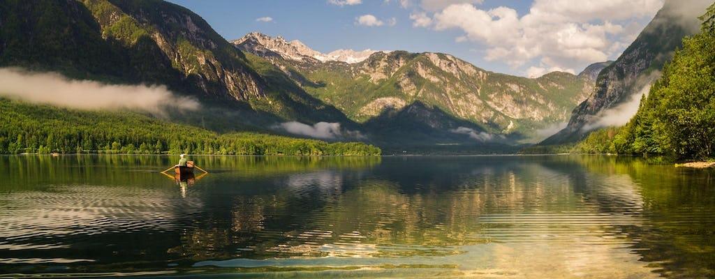 Tour de los lagos alpinos desde Ljubljana