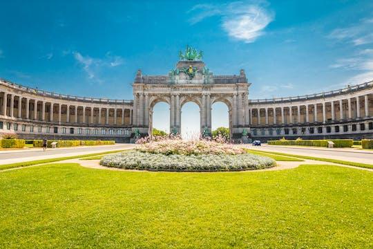 Privater Tagesausflug nach Brüssel von Amsterdam