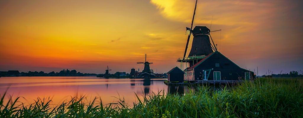 Private day trip to Zaanse Schans, Volendam and Marken