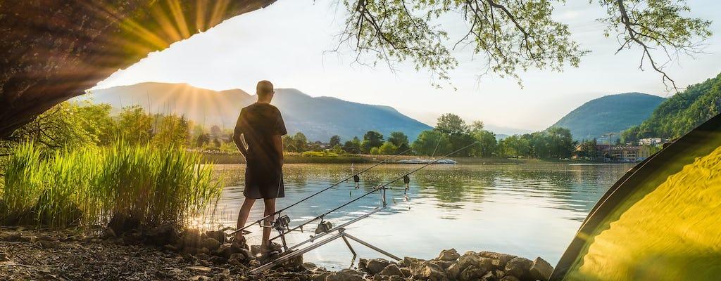 3 ore di pesca in Provenza