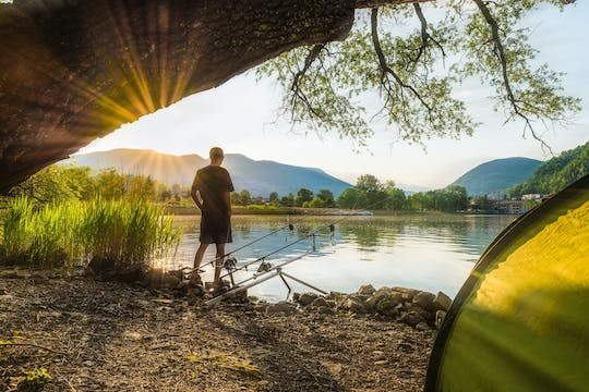3-hour fishing in Provence