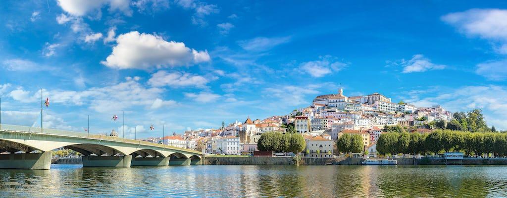 Tour privato di Aveiro e Coimbra