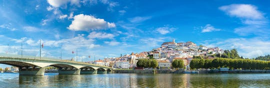 Aveiro and Coimbra private tour
