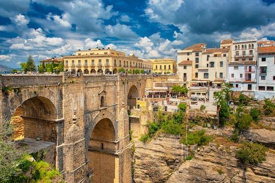 Tour of Ronda town for Malaga