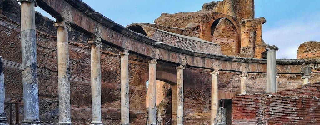 Excursion d'une journée aux villas de Tivoli au départ de Rome