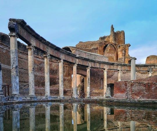 Viagem de um dia às vilas Tivoli saindo de Roma