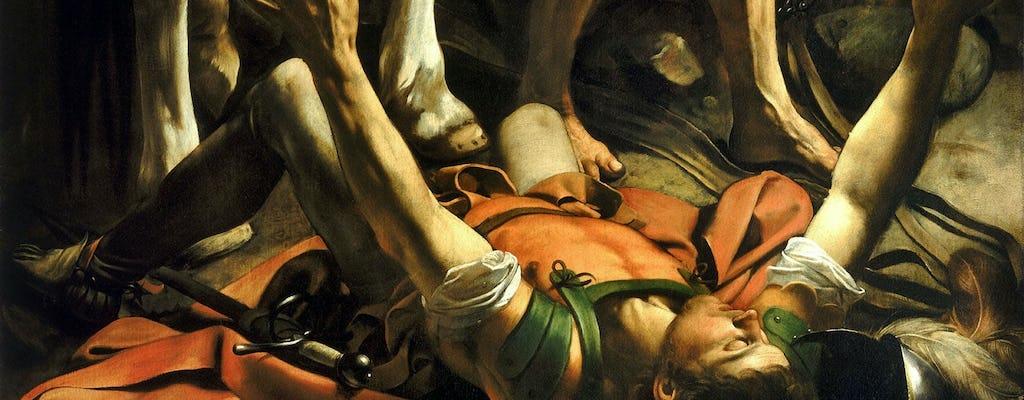Caravaggio in Rome guided tour