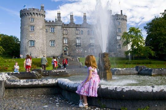 Tour di un giorno a Wicklow, Glendalough e Kilkenny da Dublino