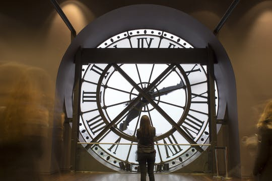 Индивидуальная экскурсия в Лувр и Орсэ