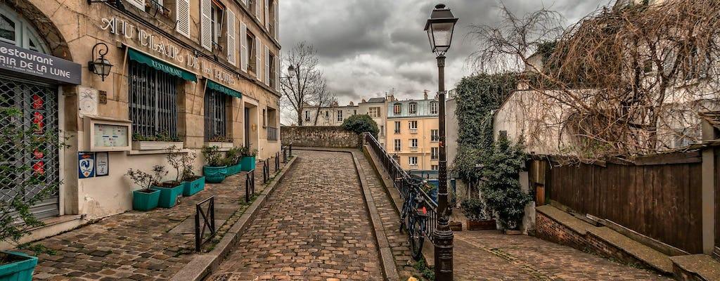 Impresjonistyczna piesza wycieczka po Montmartre