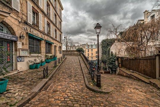 Montmartre Impressionist Walking Tour