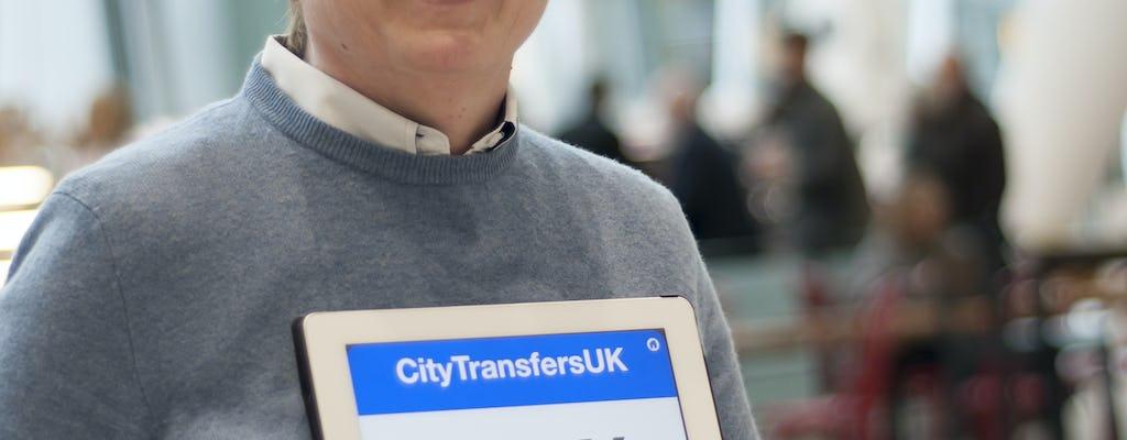 Transferência privada do aeroporto de Londres Gatwick para o centro de Londres
