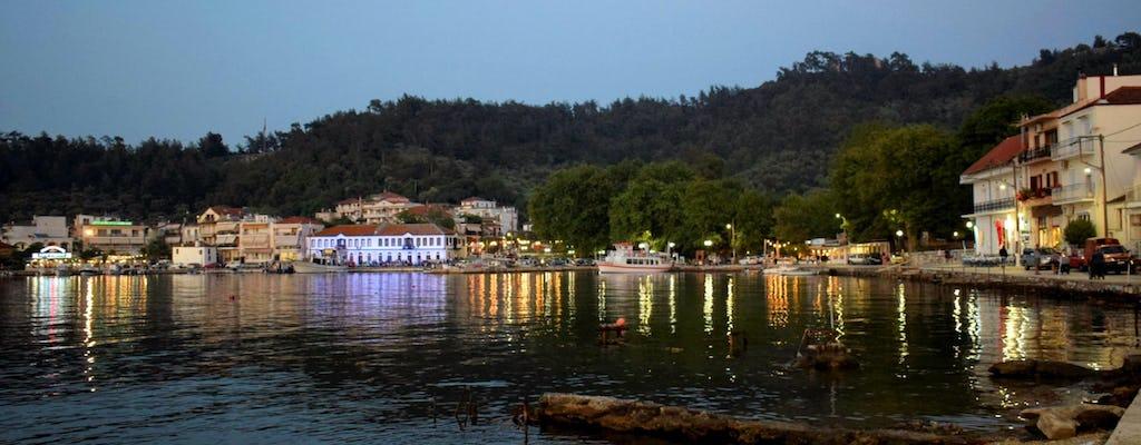 Thassos by night