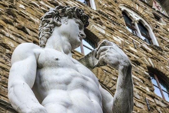 Visita guiada a la Galería de la Academia desde Pisa