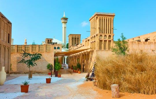Almoço no Centro Sheikh Mohammed de Entendimento Cultural, incluindo traslados
