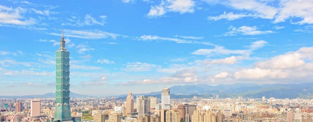 Billet pour l'observatoire de Taipei 101