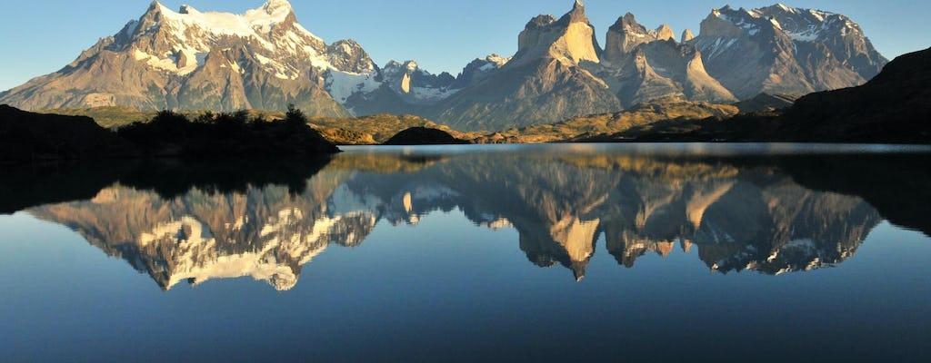 Excursão de dia inteiro ao Parque Nacional Torres del Paine