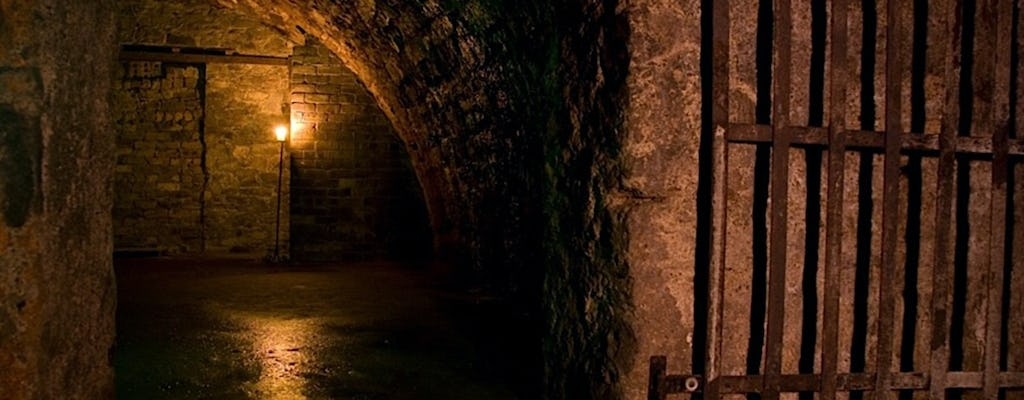 Il tour Edinburgh Haunted Vaults