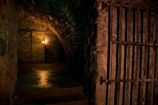 Die Edinburgh Haunted Vaults Tour