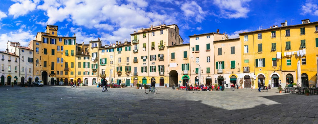 Private tour of Lucca from Florence