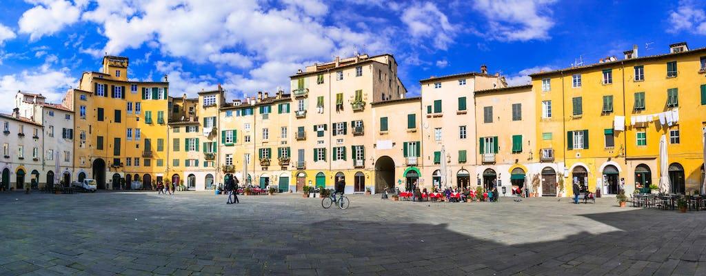 Prywatna wycieczka po Lukce z Florencji