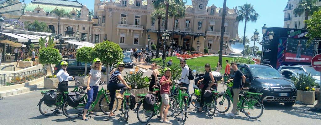 Melhor excursão de bicicleta elétrica para grupos pequenos em Mônaco e Grand Prix