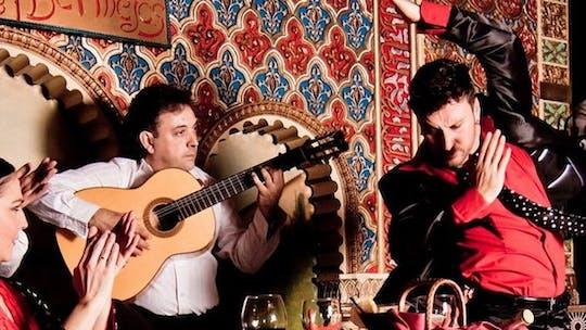 Шоу фламенко Таблао Торрес Бермехас с одним напитком