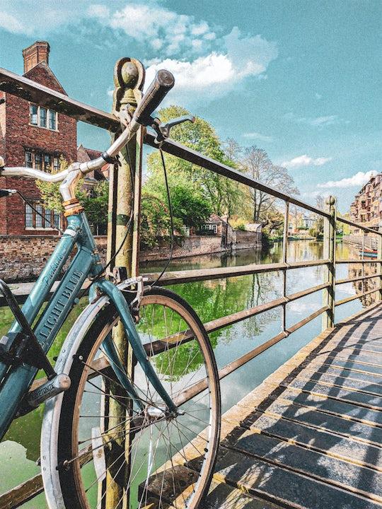 Immersive podcast tour of Cambridge