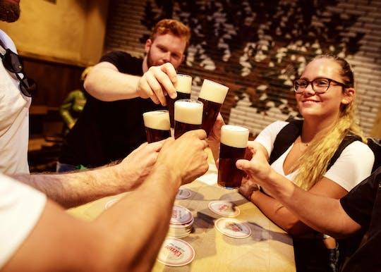 "Private Düsseldorf brewery tour including 4 ""Alt"" beer"
