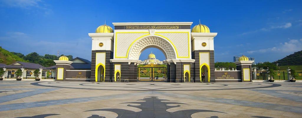 Private Kuala Lumpur arts and heritage tour