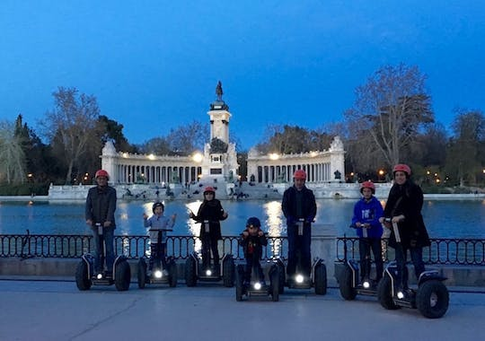 Private afternoon Segcitytour of Madrid
