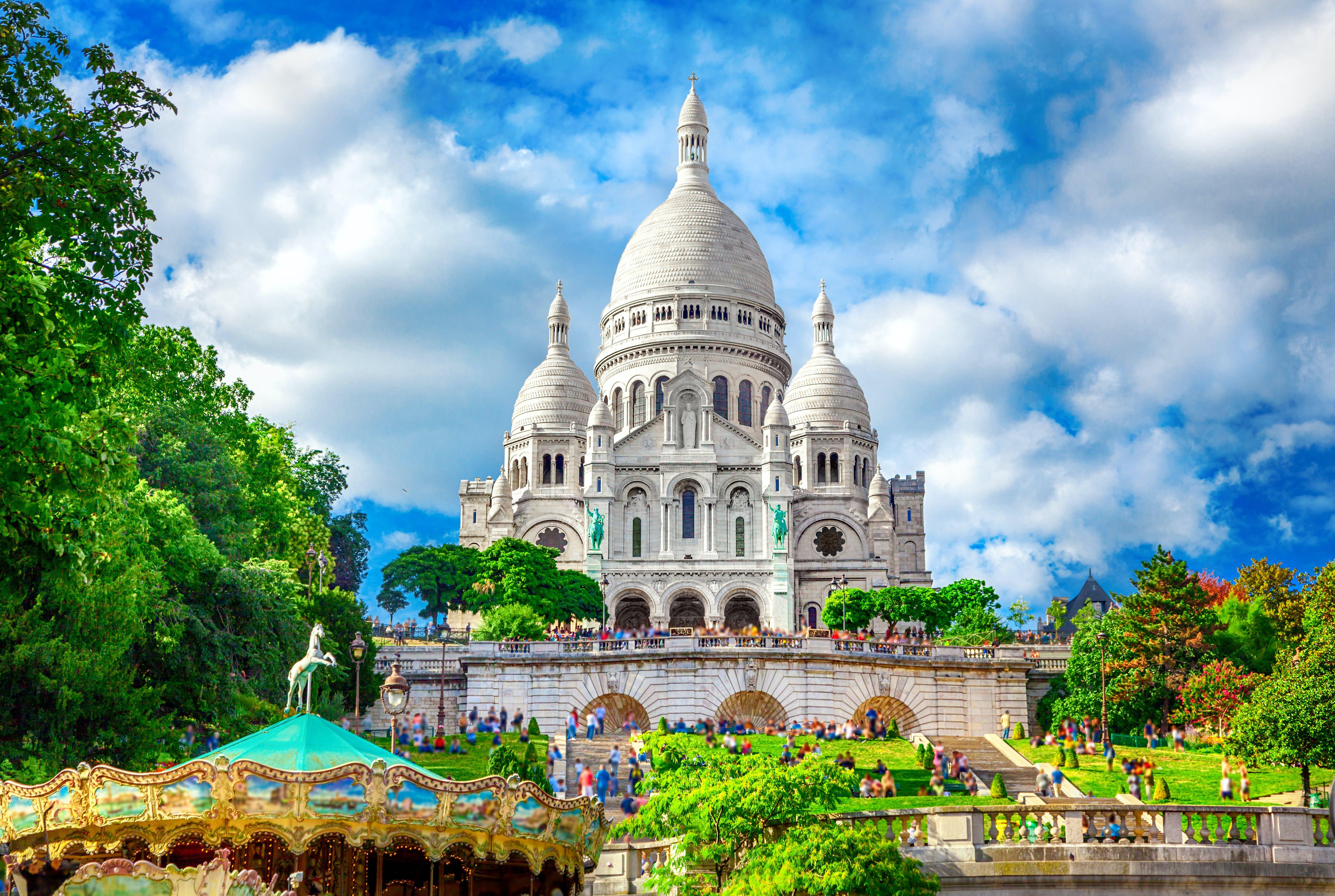 Visite virtuelle: Montmartre insolite et loufoque