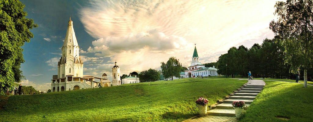 Prywatna wycieczka z przewodnikiem do rezerwatu muzealnego Kolomenskoye