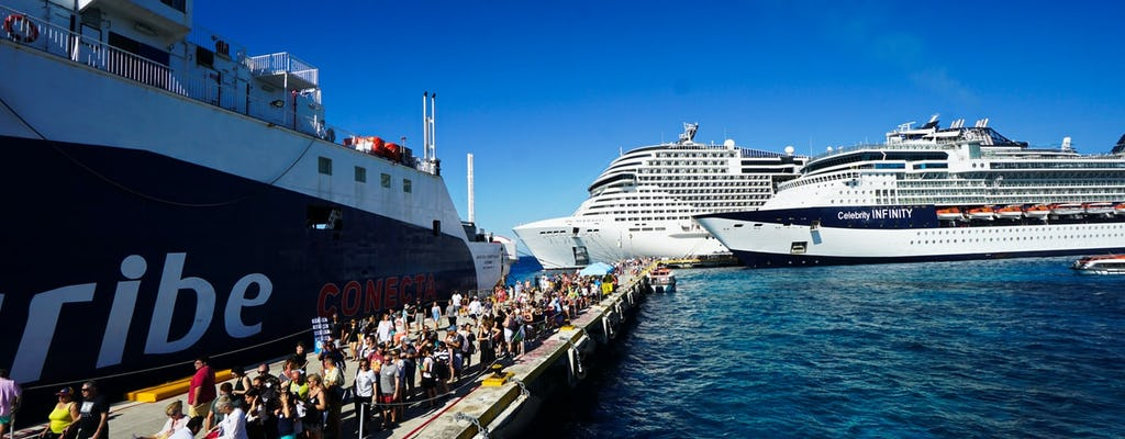 Private Dublin transfer from accommodation to cruise port