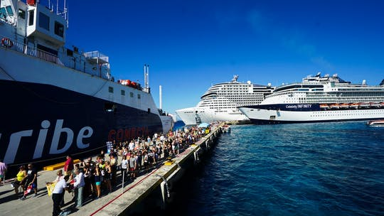 Privater Dublin-Transfer von der Unterkunft zum Kreuzfahrthafen