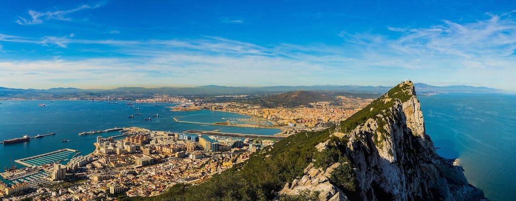 Wycieczka na zakupy do Gibraltaru z Malagi